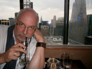 David in NYC (photo: Kate McCamy)