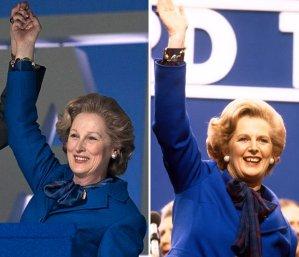 Streep & Thatcher