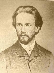 Pyotr Illyich Tchaikovsy