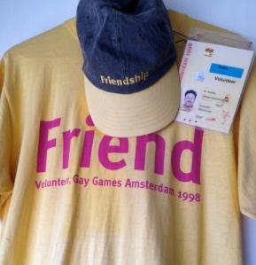 Gay Games '98 T-shirt