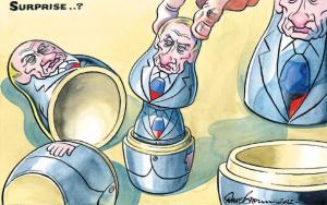 Putin Matryoshka