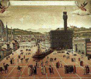 Execution of Savonarola
