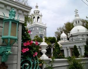 Belvedere Courtyard