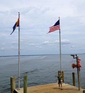 Fire Island Dock