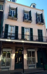 Capote's place in New Orleans