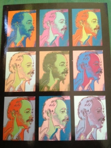 Tennessee by Warhol